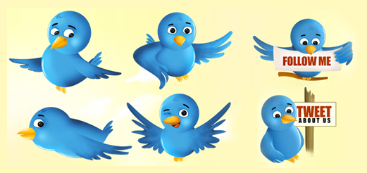 6-twitter-bird-icon-set